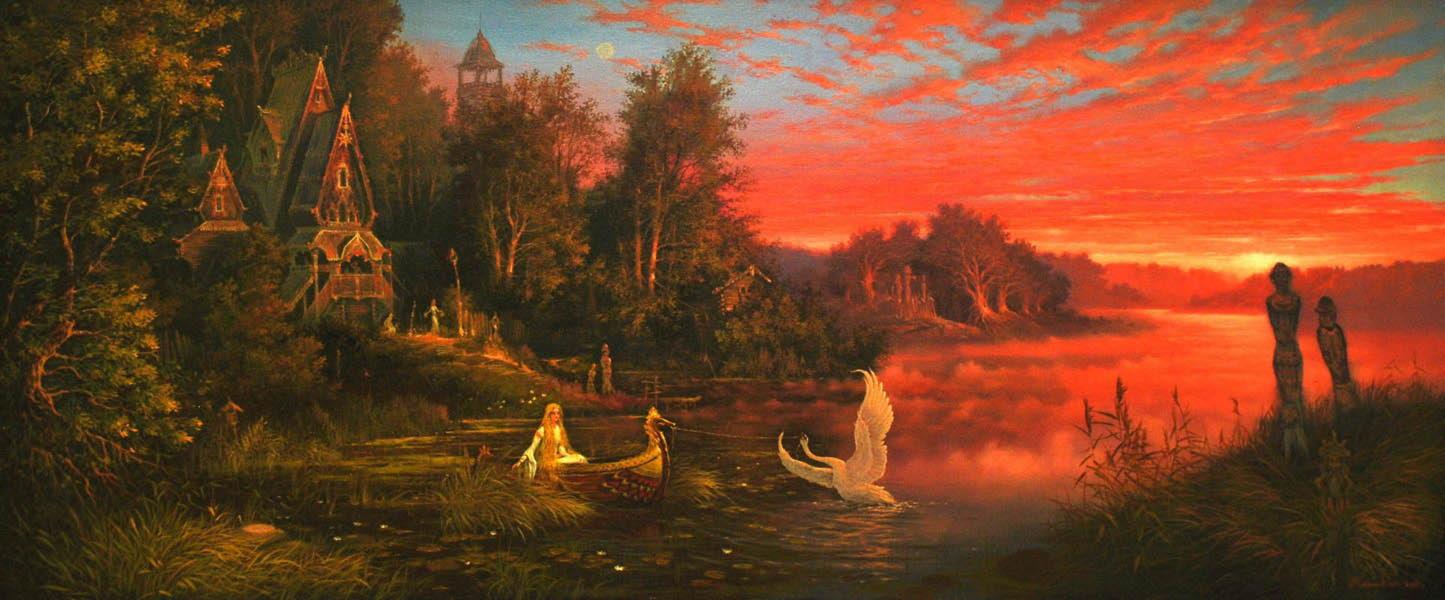 О Богинях Живе и Маре. Живая и Мертвая вода
