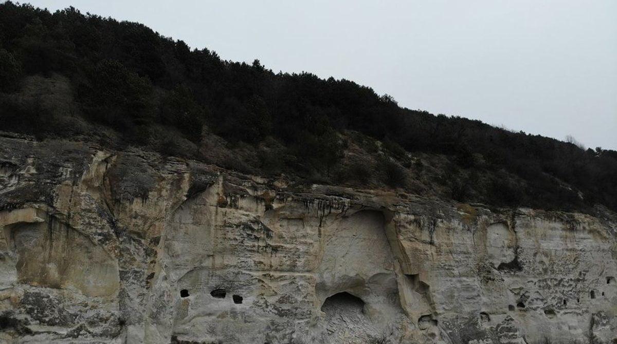 пещерный комплекс урочища Мохната