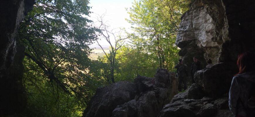 Баламутовская пещера. Родогория