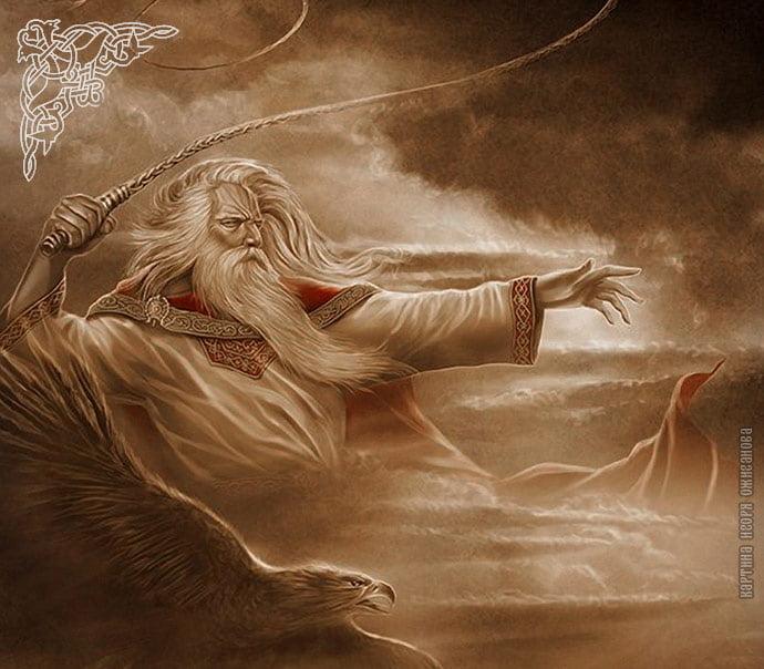 Стрибог - бог ветра у славян