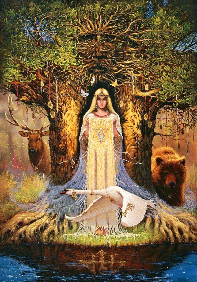 богиня рожаница